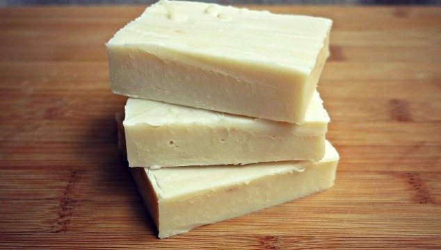 old fashioned lard soap