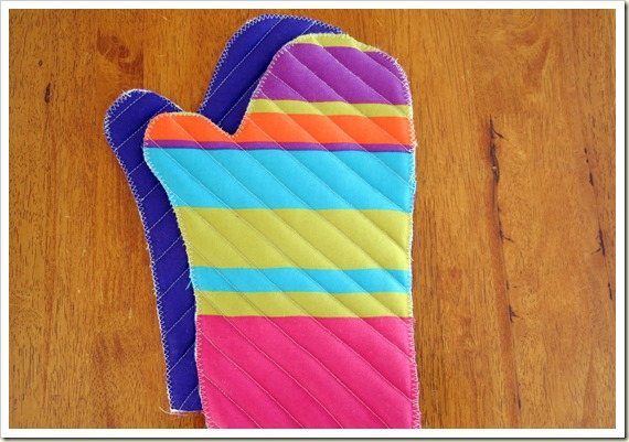 Oven mitt tutorial 5