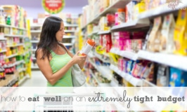 eat well on a tight budget