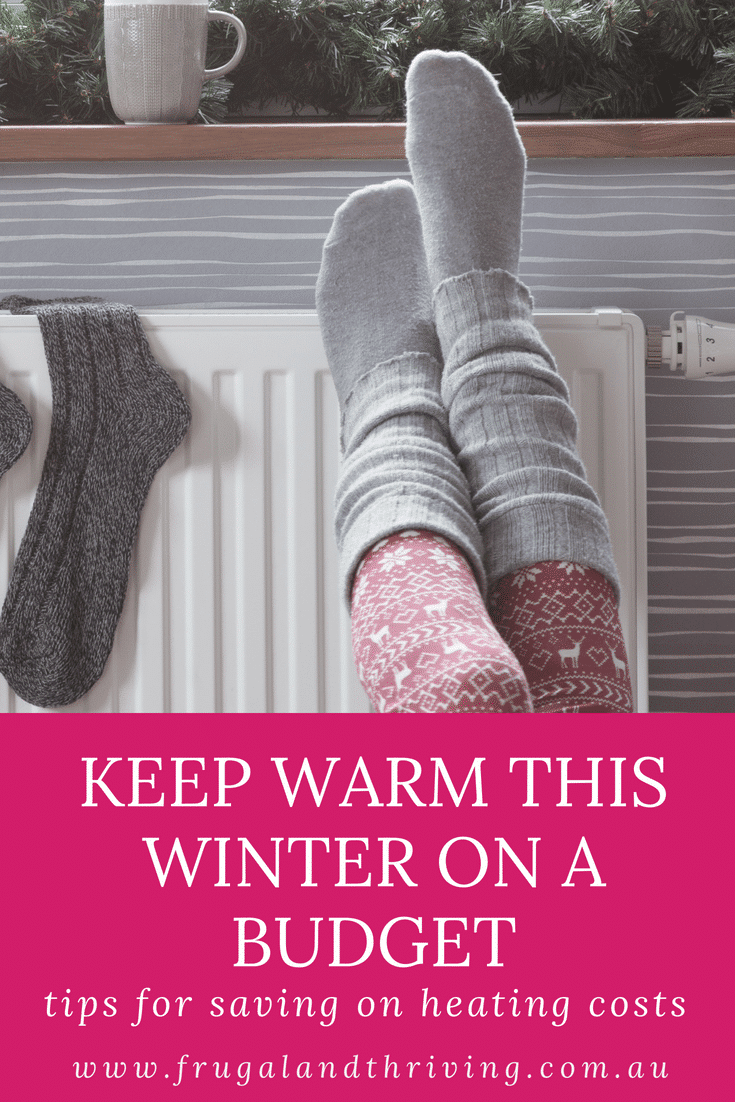 keep warm this winter on a budget