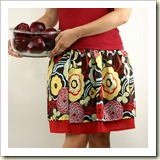 20 Minute Skirt from Grosgrain | Frugal and Thriving