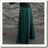 6 gore skirt turorial from Mollytov | Frugal and Thriving