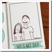 A book for daddy from Eighteen25 | Frugal and Thriving