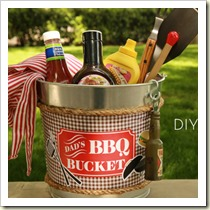 BBQ Bucket from Cheryl Style | Frugal and Thriving Round Up