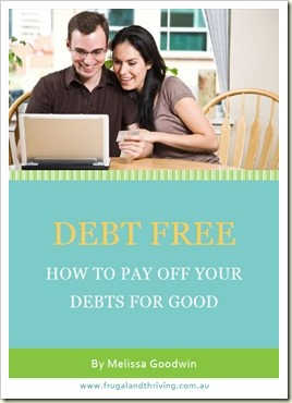 Debt Free and Thriving Free ebook