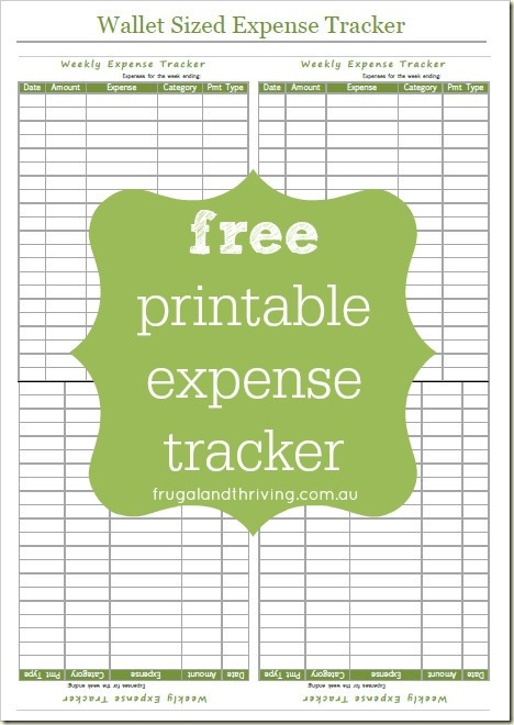 photo regarding Printable Expense Tracker named Absolutely free Printable Financial investment Tracker - Acquire Handle of Your Investing