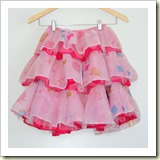 Layered Princess Skirt from Karlene's Workshop