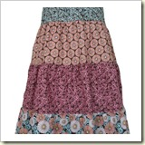 Peasant Skirt from Joanne Creative   Frugal and Thriving