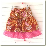Ruffle Skirt from Grand Revival Designs   Frugal and Thriving