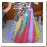 Belly Dancing Skirt from Wonder How To | Frugal and Thriving