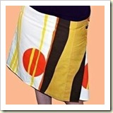 wrap skirt from Cut out and Keep   Frugal and Thriving