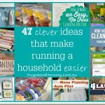 47 clever ideas that make running a household easier