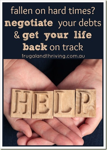 How to Negotiate your Debts (Australia) | Frugal and Thriving