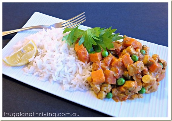 Clear out the Crisper and Reduce Waste With This Kid-Friendly Curry
