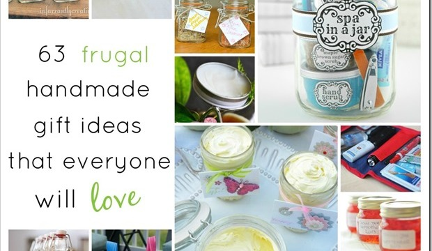 63 frugal handmade gift ideas that everyone will love