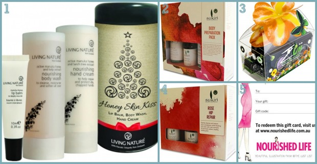 Personal Care Gift Ideas