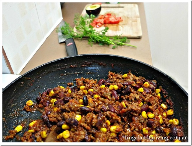 chilli mince beef watermarked