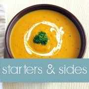 starters and sides