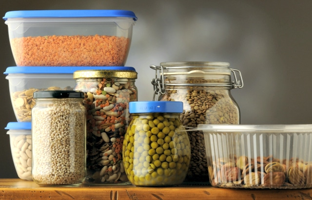 simplifying your pantry
