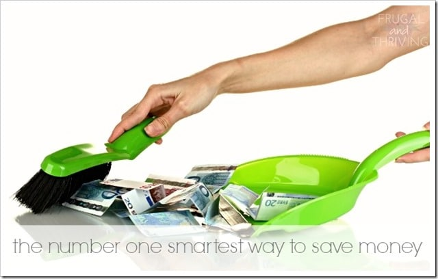 the smartest way to save money