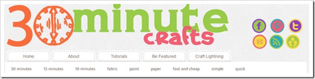30 minute crafts
