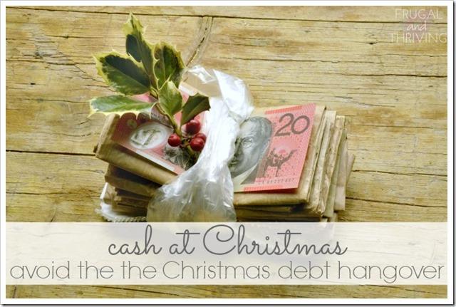 avoid debt at Christmas