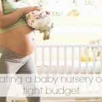 Creating a nursery on a tight budget