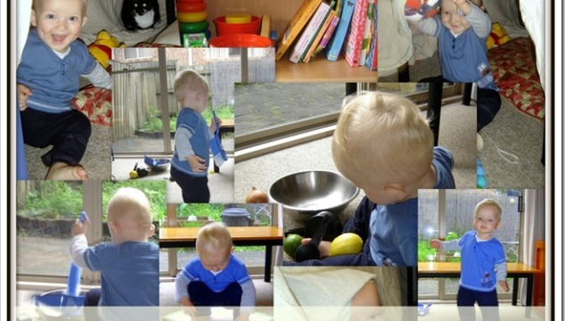 21 frugal rainy day toddler activities {for one year olds}