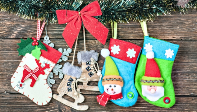 The Ultimate list of frugal stocking stuffer ideas for kids that aren't cheap and nasty
