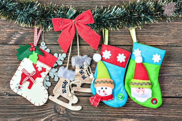 Ultimate list of frugal stocking stuffer ideas