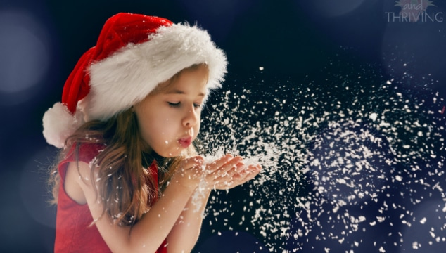 how to have a magical Christmas even if you're flat broke