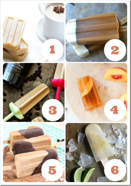 adult ice block recipes that hit the spot this summer
