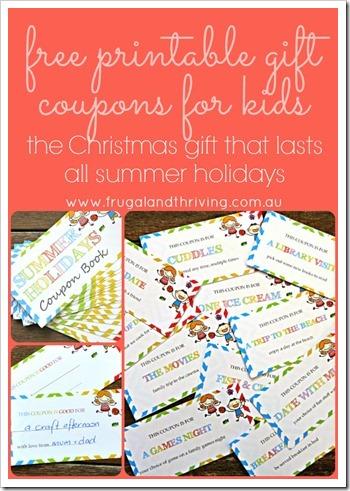 free printable gift coupons for kids