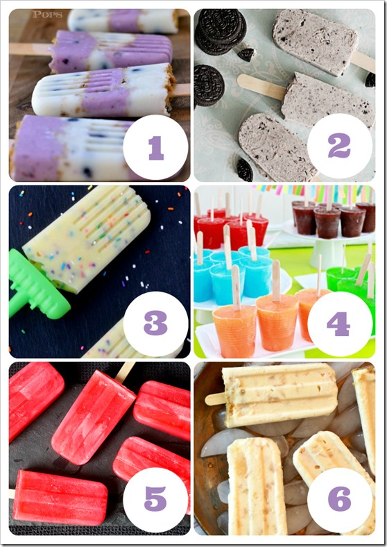 ice block recipes that will hit the spot this summer