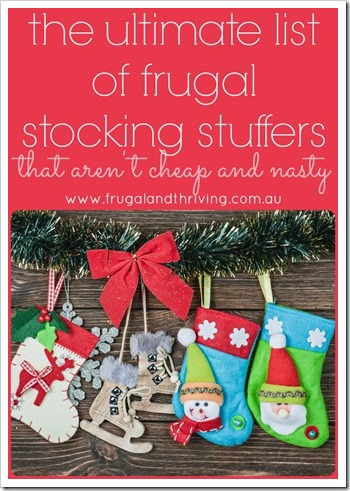 ultimate list of stocking stuffer ideas