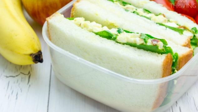 Easy healthy kids lunchbox ideas