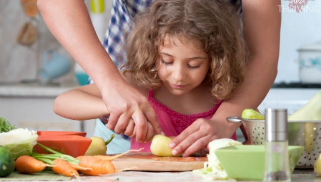 4 Life Skills you Should Teach your Children so They Grow into Capable Adults