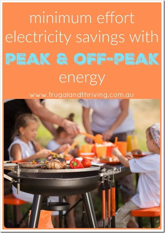 save money on electricity with off peak pricing