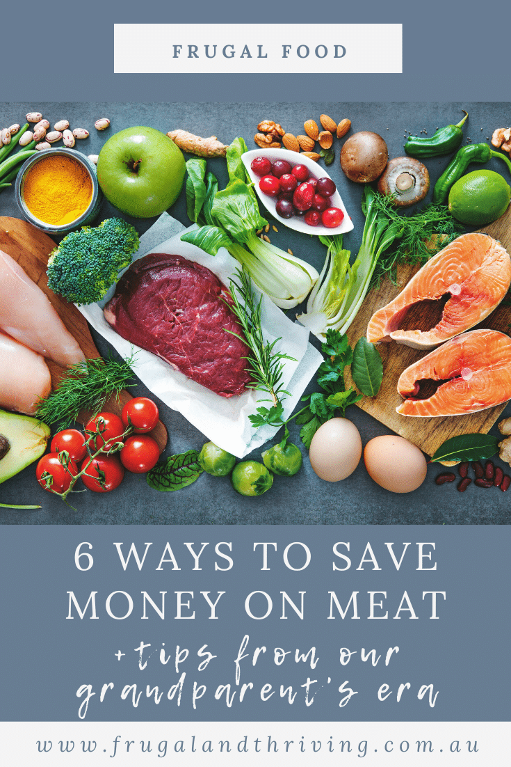 Meat can be the most expensive item on the grocery list. Here are some ideas on how to save money on meat and eat healthy at the same time.