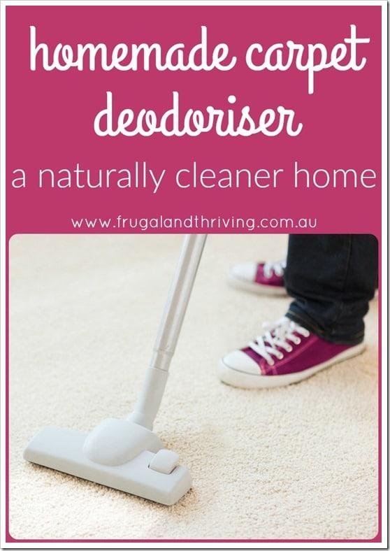 carpet deodoriser. homemade carpet deodoriser r