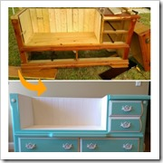 Dresser-to-bench at grillo designs