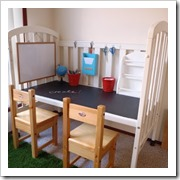 cot to table a littler learning for two