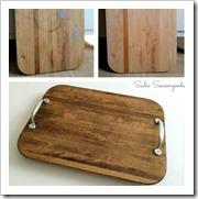 cutting board to tray sadie