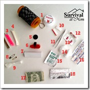 pill-bottle-survival-kit-survival at home