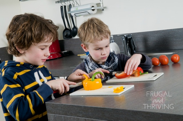 7 Tips for Teaching Children to Cook