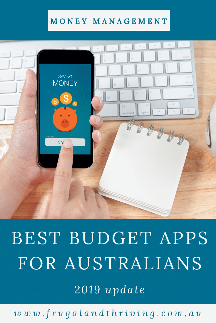 Manage your money better with these budget apps for Australians. #moneymanagement #Australianfinance #budgeting