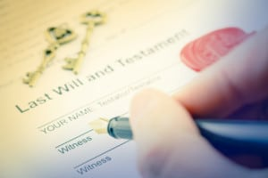 tips writing your will
