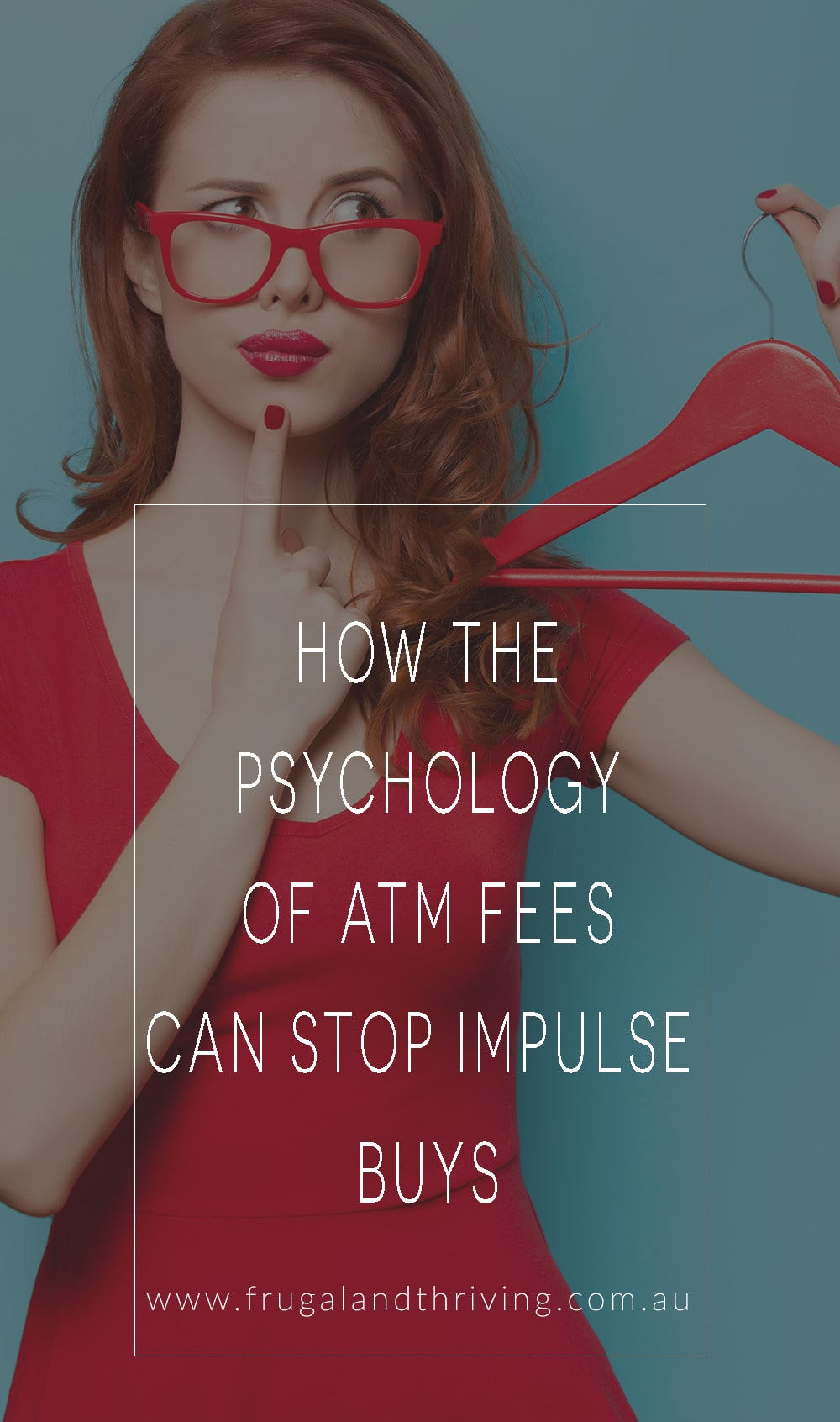 how the psychology of ATM fees can stop impulse buying