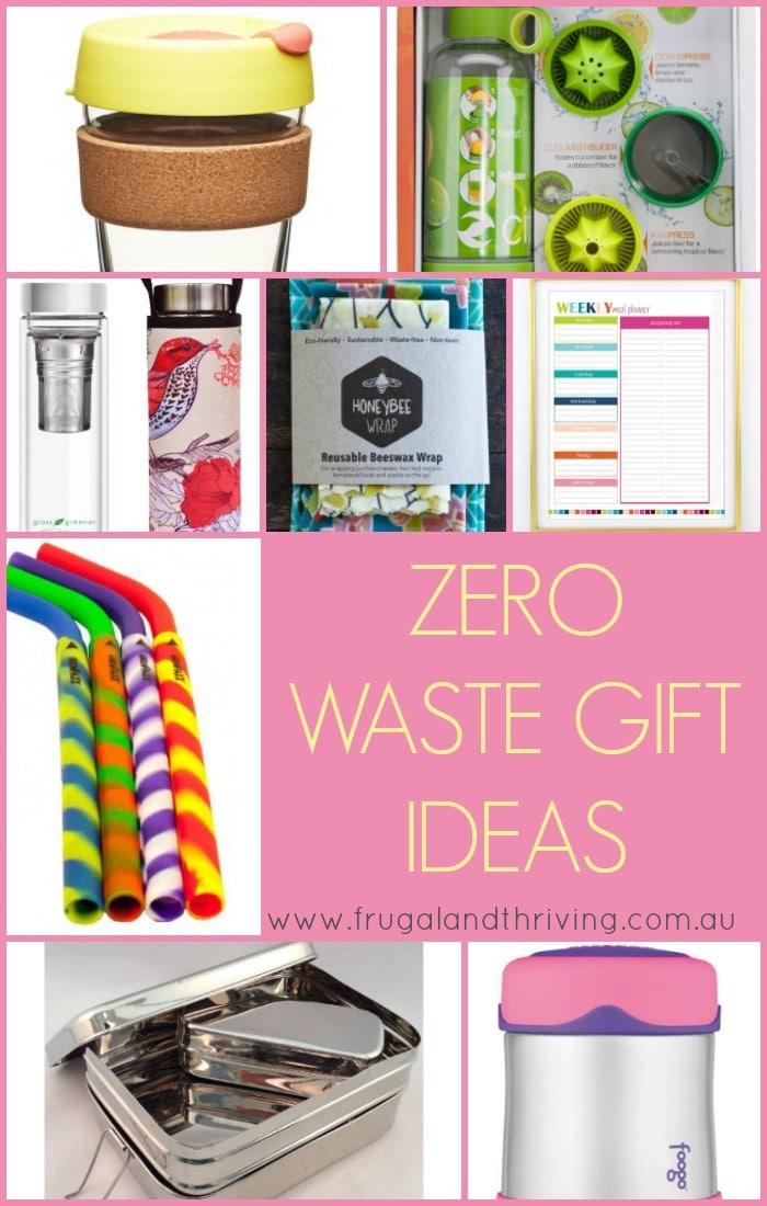 Zero Waste Gift Ideas