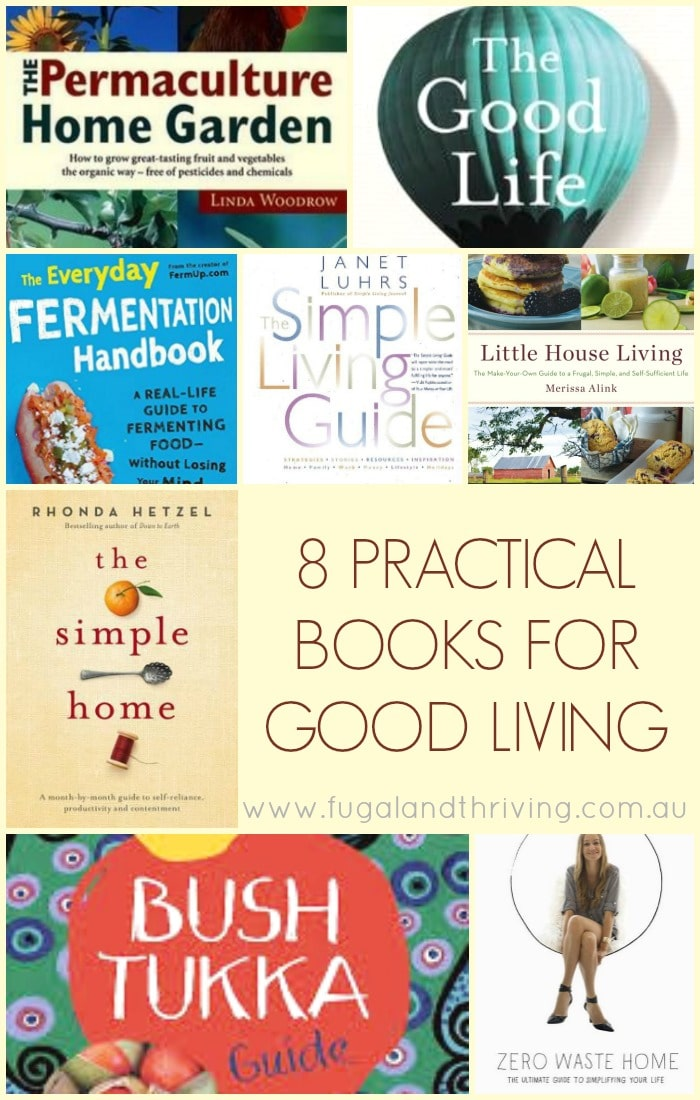 books for good living